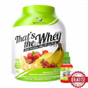 Sport Definition That's The Whey - 2,27kg + That's the Flavour Drops - 30ml GRATIS