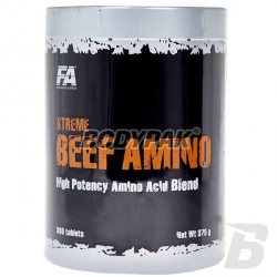 Fitness Authority Xtreme Beef Amino - 300 tabl.
