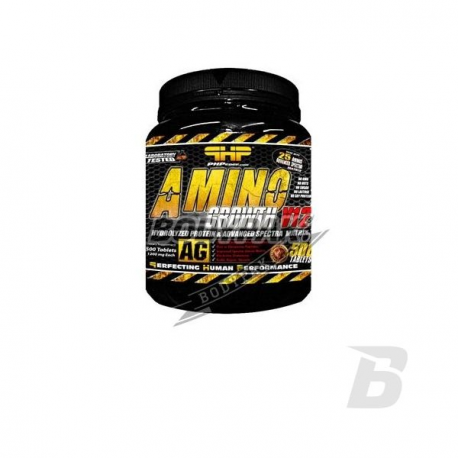 PHP Amino Growth V12 - 500 tabl.