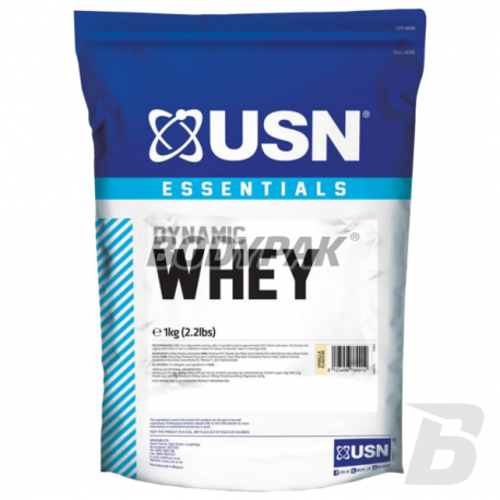 USN Dynamic Whey - 1000g