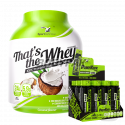 Sport Definition That's The Whey - 2,27kg + PumpKick SHOT - 12x80ml [GRATIS]