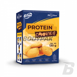 6PAK Nutrition Protein Cookies - 130g