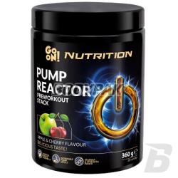 GO ON Nutrition Pump Reactor - 360g
