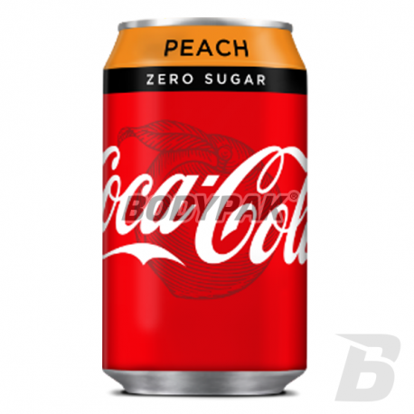 Coca Cola Peach ZERO - 330ml