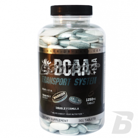 Warrior Labs - BCAA + EAA Transport System 301 tabl.