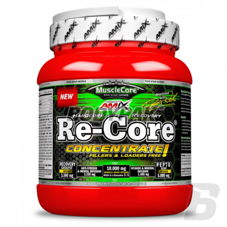 Amix MuscleCore Re-Core Concentrate - 540g