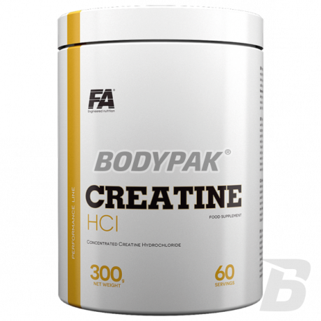 FA Nutrition Performance Creatine HCL - 300g
