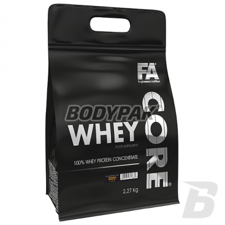 Fitness Authority CORE Whey - 2270g