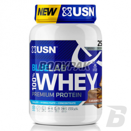 USN Blue Lab 100% Whey Protein 2000g