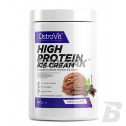 Ostrovit High Protein Ice Cream - 400g