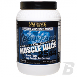 Ultimate Nutrition Muscle Juice - 2250g