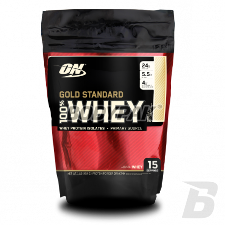 Optimum Nutrition 100% Gold Standard Whey - 450g