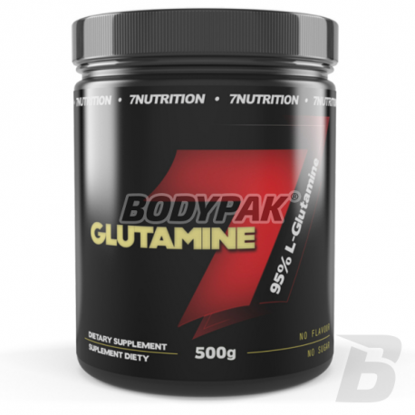 7Nutrition Glutamine - 500 g