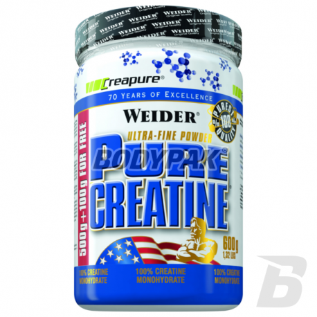 Weider Pure Creatine - 600g
