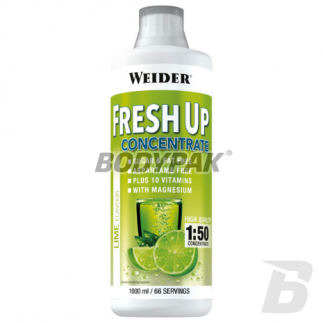 Weider Fresh Up Concentrate - 1000ml
