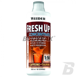 Weider Fresh Up Concentrate Power Energy - 1000ml