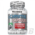 Weider L-Carnitine Capsules - 100 kaps.