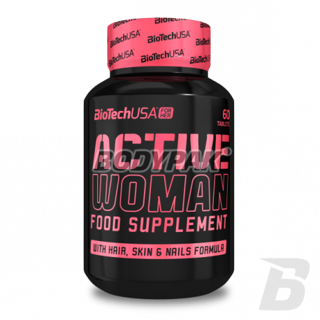 BioTech Active Woman - 60 tabl.