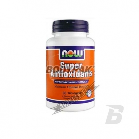 NOW Foods Antioxidants - 60 kaps.