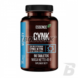 Sport Definition ESSENCE Cynk - 90 tabl.