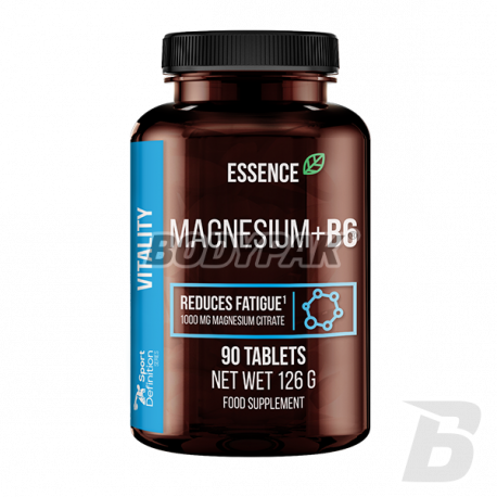 Sport Definition ESSENCE Magnez + B6 - 90 tabl.