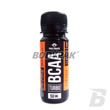 FireSnake BCAA Turbo Shot - 50ml
