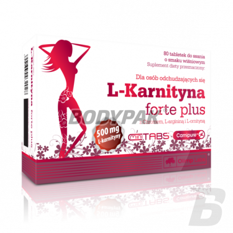 Olimp L-karnityna FORTE PLUS - 80 tabl.