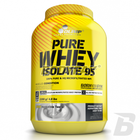 Olimp Pure Whey Isolate 95 - 2200g