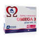 Olimp Omega 3 plus wit. E - 120 kaps.