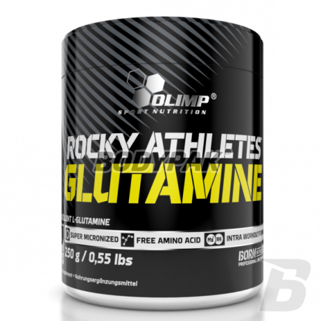 Olimp Rocky Athlets Glutamine - 250g