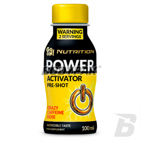 GO ON! NUTRITION Power Activator - 100ml