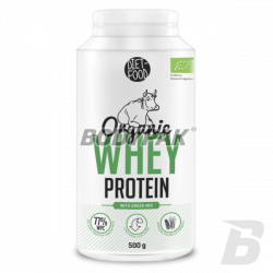 Diet Food Organic Whey Protein [with Green MIX] - 500g