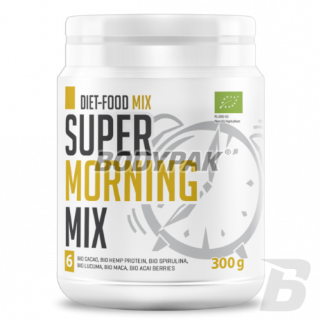Diet Food Bio Super Morning Mix - 300g