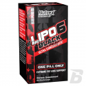 Nutrex Lipo-6 Black Ultra Concentrate - 60 kaps.