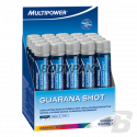 Multipower Guarana Shot - 20 fiolek
