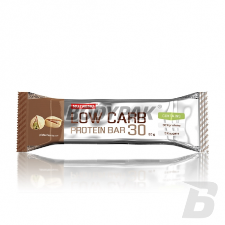 Nutrend Low Carb Protein Bar - 80 g
