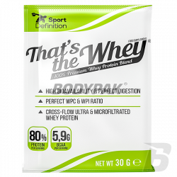 Sport Definition That's The Whey - 30g