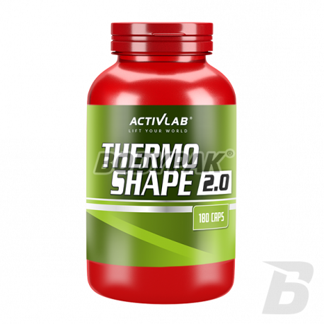 Activlab Thermo Shape 2.0 - 120 kaps.