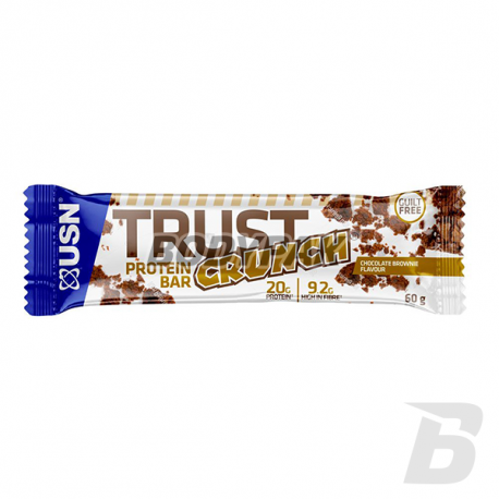 USN Trust Crunch Protein Bar - 60g