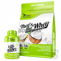 Sport Definition That's The Whey - 700g + Fat No More - 120 kaps.