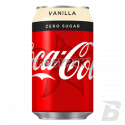 Coca Cola Vanilla ZERO - 330ml