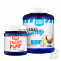 UNS Iso Whey - 2250g + Therm Pump - 400g [GRATIS]