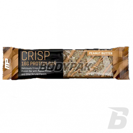 MusclePharm Crisp Protein Bar - 45g