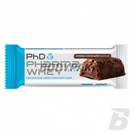 PhD Nutrition Pharma Whey HT+ Bar - 75g