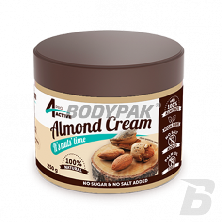 4proActive Almond Cream - 250 g
