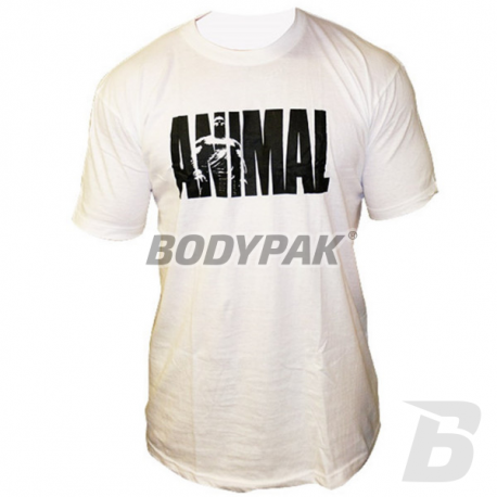 Universal Nutrition ANIMAL T-Shirt White - 1 szt.