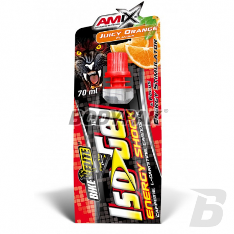 Amix IsoGEL Energy Shock - 70 ml