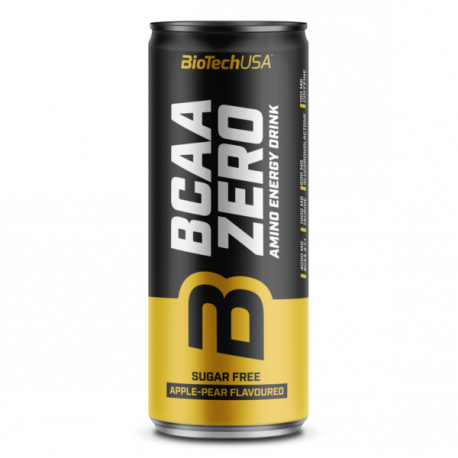BioTech BCAA Zero Energy Drink - 330 ml