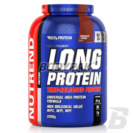 Nutrend Long Protein - 2200 g