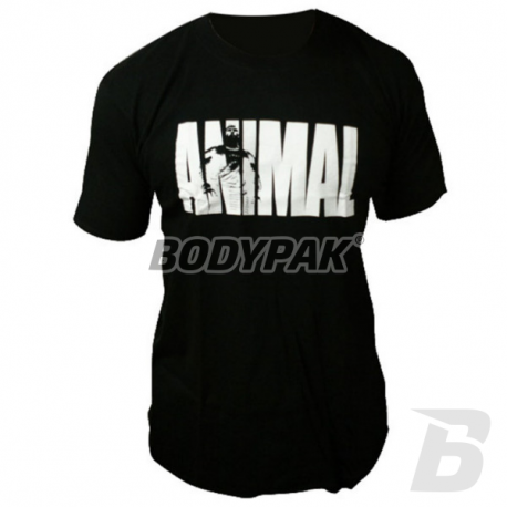 Universal Nutrition ANIMAL T-Shirt Black - 1 szt.